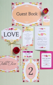 Simply Floral Collection by Hip Hip Hooray