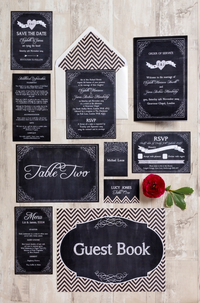 Chalk Board Collection by Hip Hip Hooray
