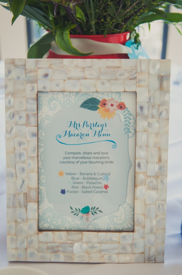 Wedding stationery by Lizzie May