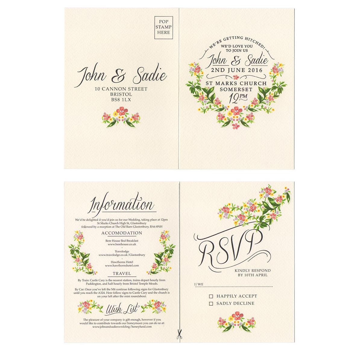 paperchase wedding invitations | Wedding