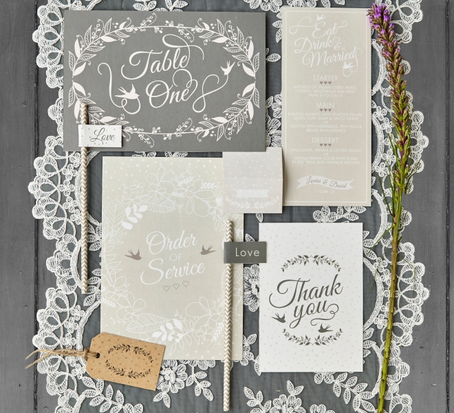 PaperGrace Whimsical Wonderland stationery