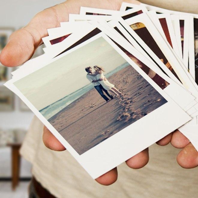 Instagram polaroids