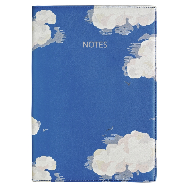 Clouds Leather Notebook, Cath Kidston, £30