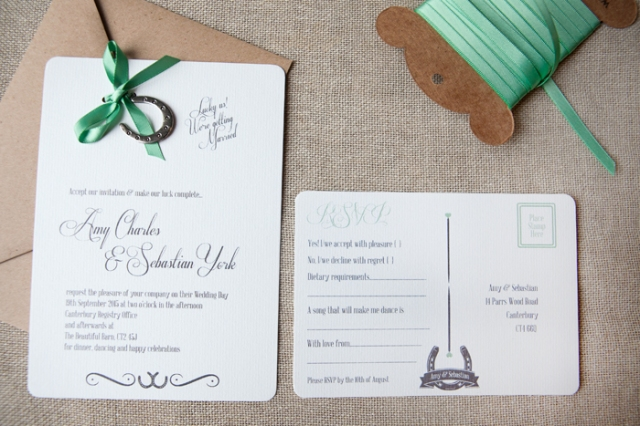 Paperchase Wedding Invitations: The Paper Bride